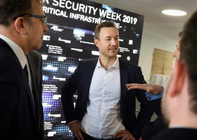 VIENNA CYBER SECURITY WEEK 2019 - Protecting Critical Infrastruc